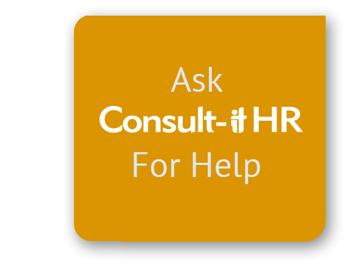 Ask Consult HR Services for help